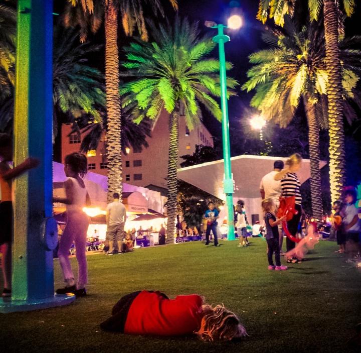 Photo: Flavia Caldas // Location: Lincoln Road, Miami Beach