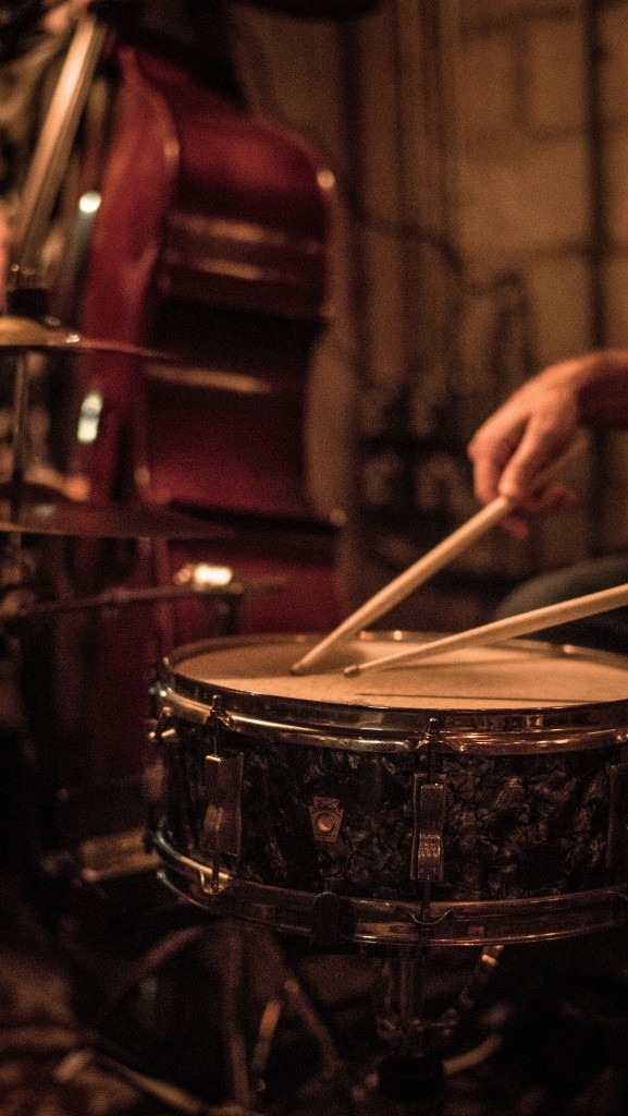 drums solo